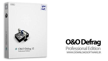 دانلود O&O Defrag Professional یکپارچه سازی هارد دیسک