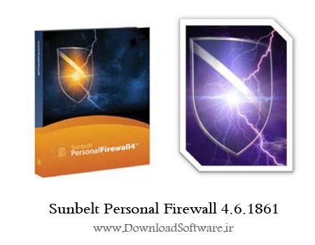 دانلود فایروال رایگان Sunbelt Personal Firewall 4.6.1861