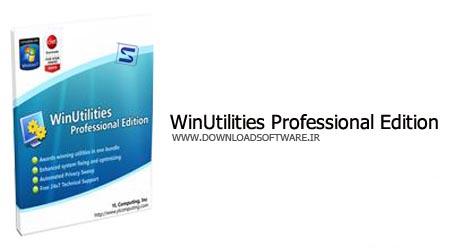 دانلود WinUtilities Pro + Free - نرم افزار بهینه سازی رایانه
