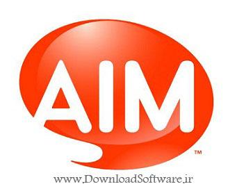 دانلود مسنجر ویژه کاربران AOL به نام AOL Instant Messenger (AIM) Final
