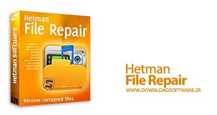 دانلود برنامه Hetman File Repair - نرم افزار ترمیم فایل های آسیب دیده