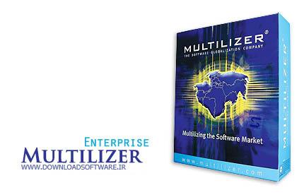 دانلود Multilizer 2011 Enterprise - نرم افزار تغییر در سورس برنامه ها و بومی سازی آن ها
