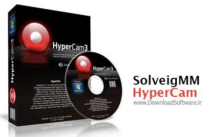 دانلود نرم افزار SolveigMM HyperCam ساخت ویدئو های آموزشی