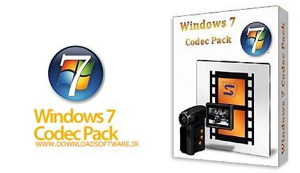 دانلود Windows 7 Codec Pack 4.2.6 - نرم افزار نصب جدیدترین کدک ها برای ویندوز 7