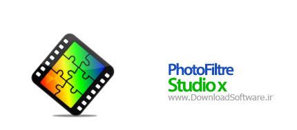 دانلود نرم افزار PhotoFiltre Studio x - برنامه روتوش عکس