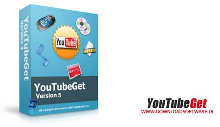 دانلود نرم افزار YouTubeGet
