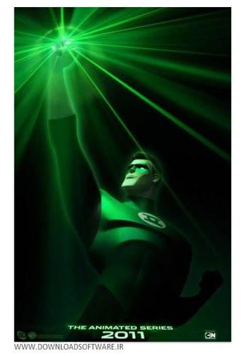 دانلود انیمیشن فانوس سبز – Green Lantern : The Animated