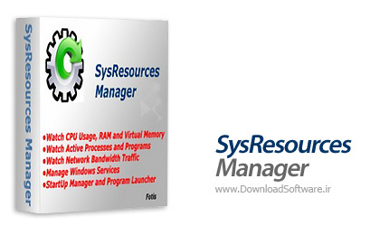 SysResources-Manager
