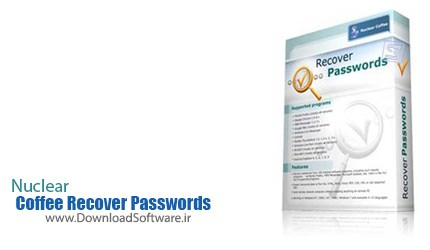 Nuclear Coffee Recover Passwords