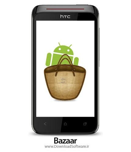 bazaar android
