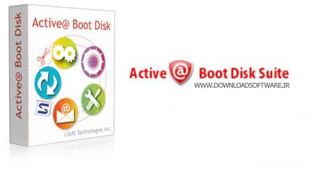 دانلود Active Boot Disk Suite + LiveCD دیسک بوت ارزشمند