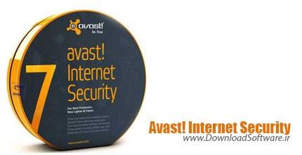 دانلود نرم افزار Avast Internet Security - برنامه امنیت قدرتمند در اینترنت
