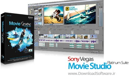 Sony Vegas Movie Studio Platinum Suite