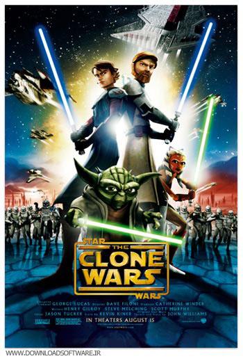 دانلود انیمیشن سریالی Star Wars: The Clone Wars 2008-2020