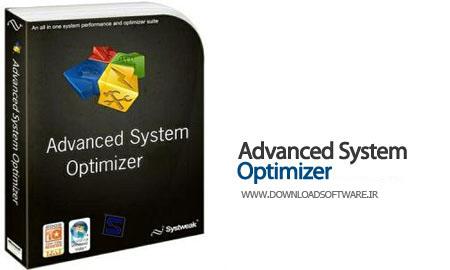 دانلود Advanced System Optimizer + Portable بهینه ساز قدرتمند ویندوز