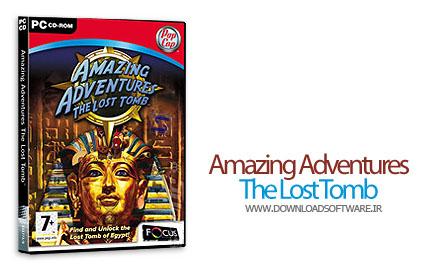 دانلود Amazing Adventures: The Lost Tomb - ماجراهای شگفت انگیز: آرامگاه فراموش شده