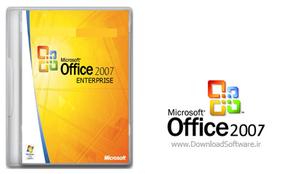 دانلود Microsoft Office 2007 SP3 Enterprise مایکروسافت آفیس 2007