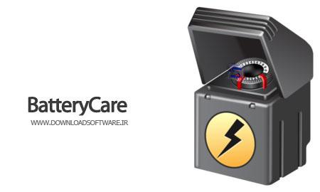 دانلود برنامه مراقبت و نگهداری از باتری لپ تاپ - دانلود نرم افزار BatteryCare