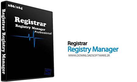 دانلود نرم افزار Registrar Registry Manager Pro - برنامه مدیریت رجیستری