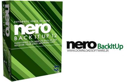 دانلود نرم افزار Nero BackItUp - نرم افزار پشتیبان گیری Nero