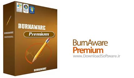 دانلود نرم افزار BurnAware Premium - رایت آسان سی دی و دی وی دی