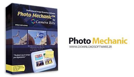دانلود نرم افزار Camera Bits Photo Mechanic - ویرایش و مدیریت عکس ها