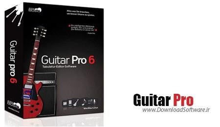 دانلود نرم افزار Guitar Pro