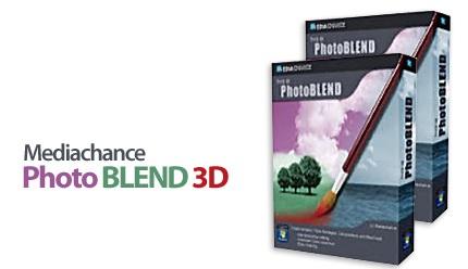 Mediachance Photo BLEND 3D