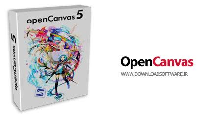 دانلود نرم افزار OpenCanvas - برنامه طراحی و نقاشی تصاویر