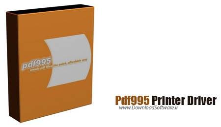 Pdf995 Printer Driver
