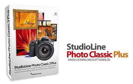 دانلود نرم افزار StudioLine Photo Classic - مدیریت و ویرایش تصاویر