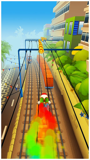 دانلود بازی موج سواری مترو Subway Surfers برای اندروید