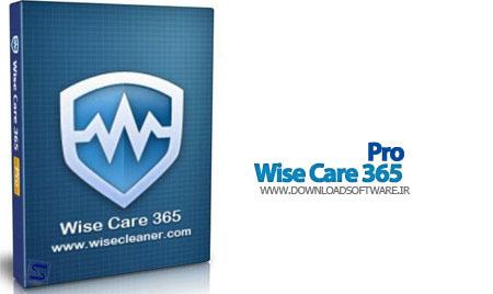 دانلود نرم افزار Wise Care 365 Pro - برنامه بهینه ساز ویندوز