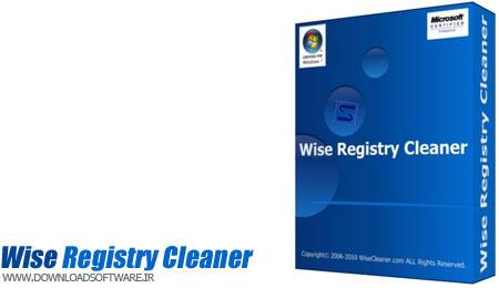 دانلود نرم افزار پاکسازی رجیستری Wise Registry Cleaner + Pro