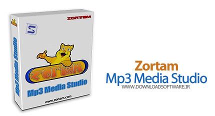 دانلود نرم افزار Zortam Mp3 Media Studio - مدیریت و سازماندهی فایل های Mp3