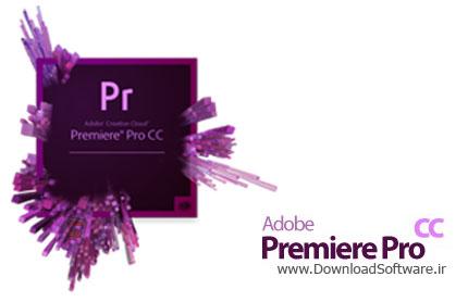 دانلود نرم افزار Adobe Premiere Pro CC - برنامه ویرایش حرفه ای فیلم