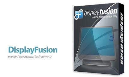 دانلود DisplayFusion PRO + Portable - نرم افزار مدیریت مانیتورهای چندگانه