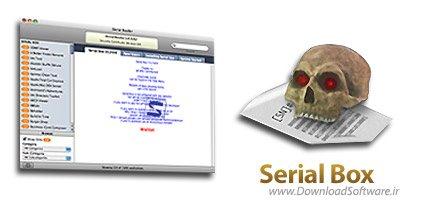 دانلود نرم افزار Serial Box - مجموعه سریال برای نرم افزارهای مکینتاش