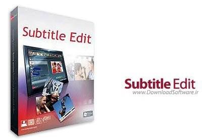 دانلود Subtitle Edit نرم افزار ساخت و ویرایش زیرنویس فیلم برای ویندوز