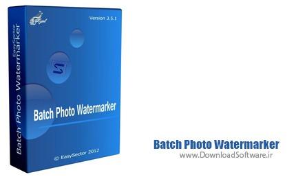 Batch Photo Watermarker