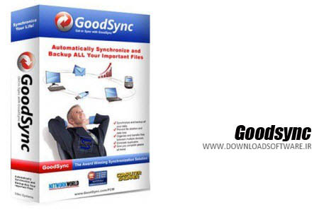 دانلود نرم افزار GoodSync Enterprise - برنامه بک آپ گیری و هماهنگ سازی فایل
