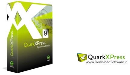 دانلود نرم افزار QuarkXPress - برنامه طراحی گرافیکی و چاپ و نشر حرفه ای