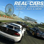 دانلود Real Racing 3 بهترین بازی اتومبیل رانی آندروید