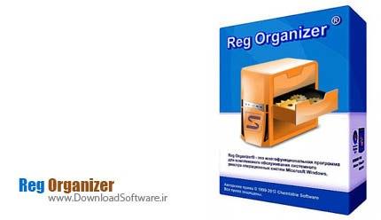 دانلود نرم افزار Reg Organizer برنامه مدیریت و بهینه سازی رجیستری
