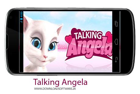 دانلود برنامه Talking Angela