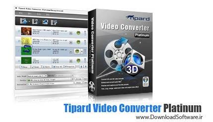 دانلود نرم افزار Tipard Video Converter - برنامه مبدل ویدئویی