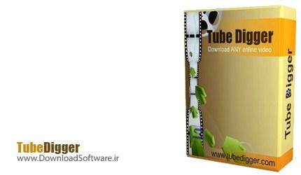 دانلود TubeDigger نرم افزار دانلود ویدیو و صدا های آنلاین