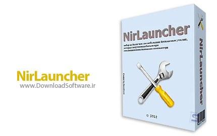 NirLauncher Package + Translation Packs - مجموعه ابزارهای مفید و کاربردی برای ویندوز