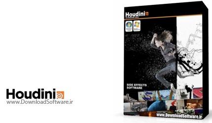 دانلود نرم افزار SideFX Houdini FX - برنامه طراحی و مدلسازی سه بعدی