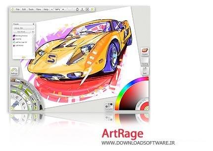 دانلود نرم افزار ArtRage – نرم افزار حرفه ای نقاشی برای کامپیوتر